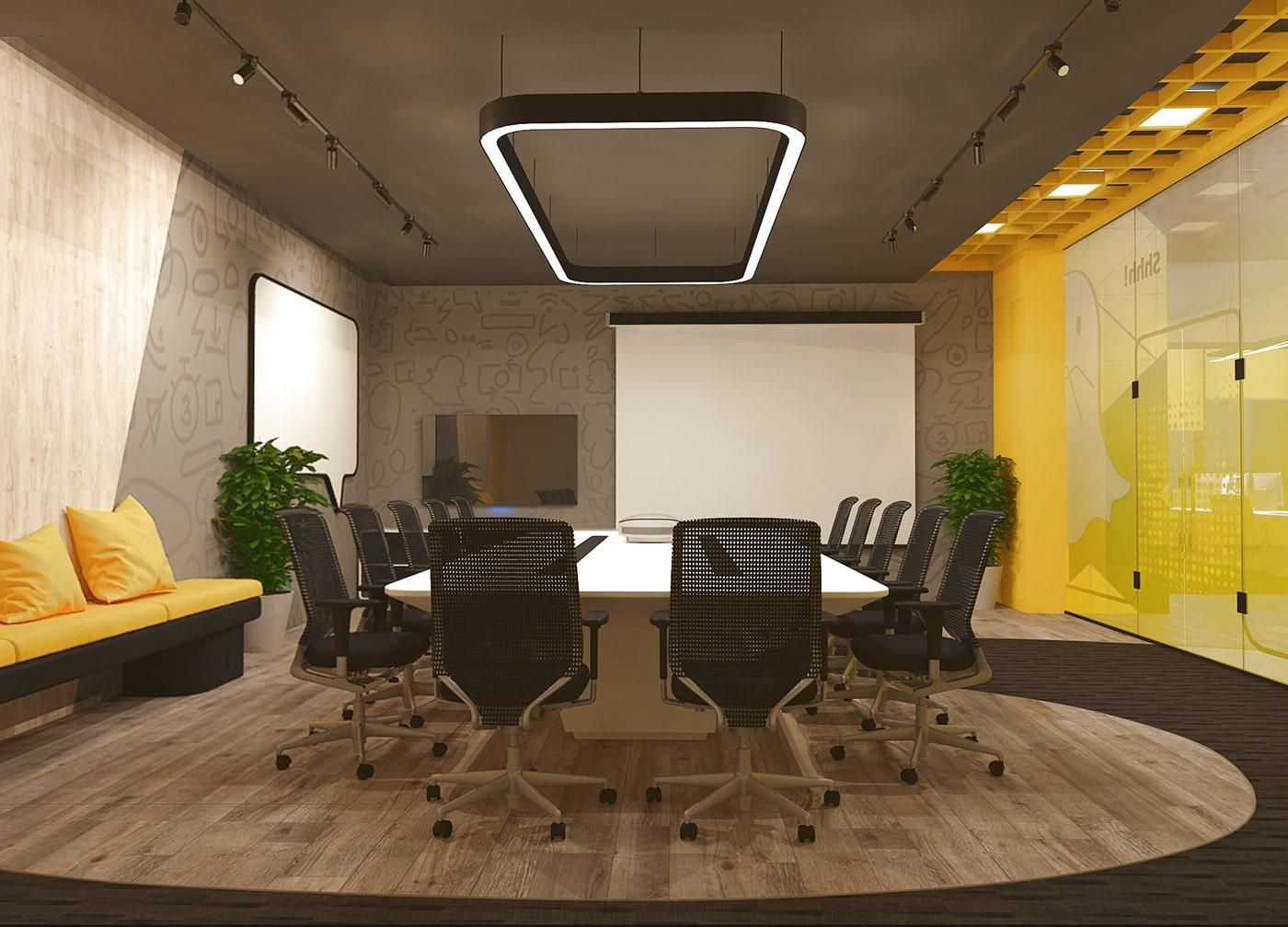 İzunex Ofis Tasarımı